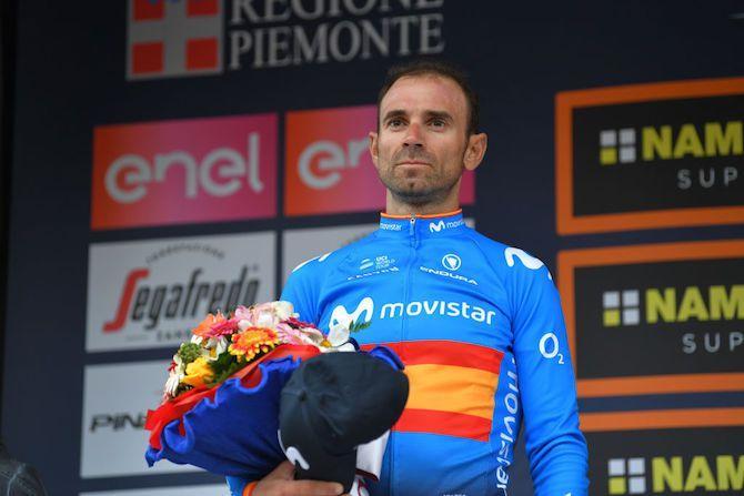 Valverde parteciperà al Tour de France nel 2020 prima delle Olimpiadi