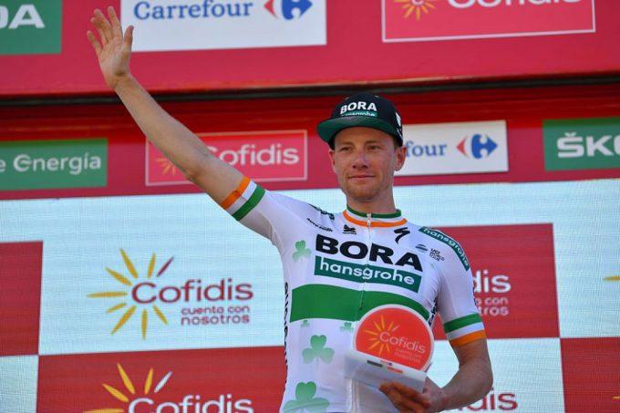 Sam Bennett ha autorizzato il trasferimento a Deceuninck-QuickStep dopo che Bora-Hansgrohe lo ha lasciato andare