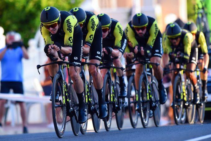 Mitchelton-Scott ha ottenuto l'autorizzazione per il WorldTour 2020