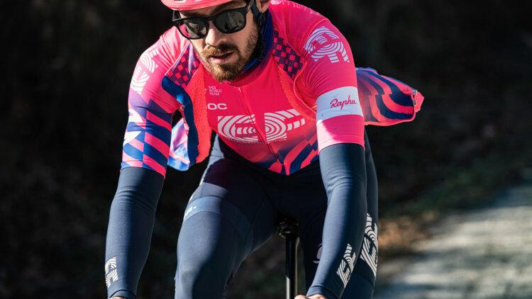 Nuova maglia da ciclismo di EF EDUCATION FIRST
