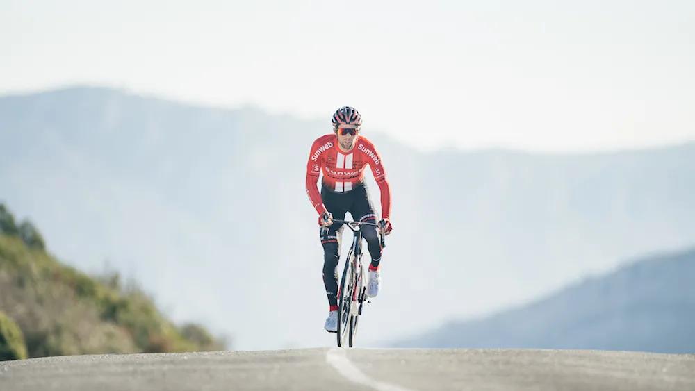 La nuova tuta da ciclismo di Sunweb per il 2020