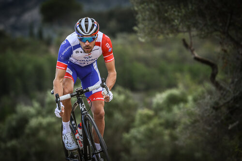 Maglie e salopette ciclismo Groupama-FDJ