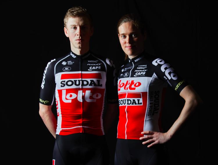 Maglie e salopette ciclismo Lotto Soudal