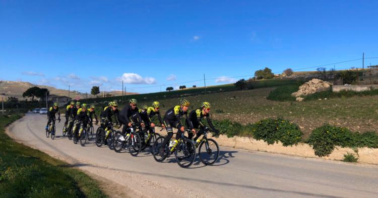Maglie e salopette ciclismo Micheliton-Scott