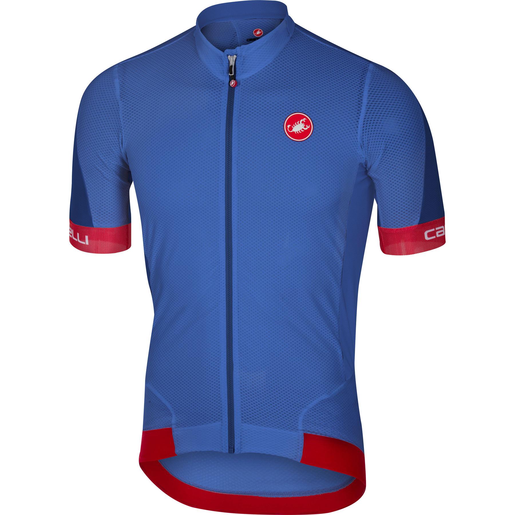 salopette ciclismo Castelli