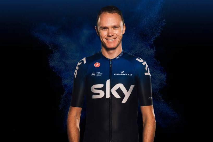 Recensione: la storia della divisa da ciclismo della squadra del cielo