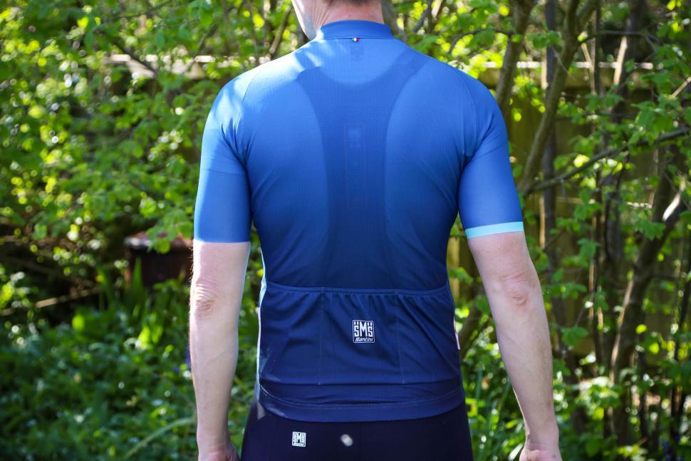 maglie ciclismo Santini