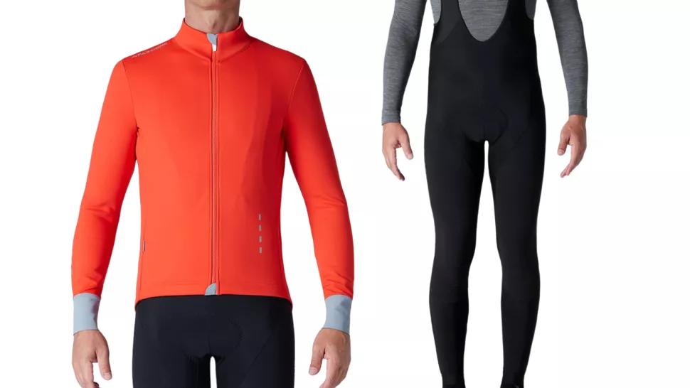 Abbigliamento ciclismo la Passione Prestige Winter serie