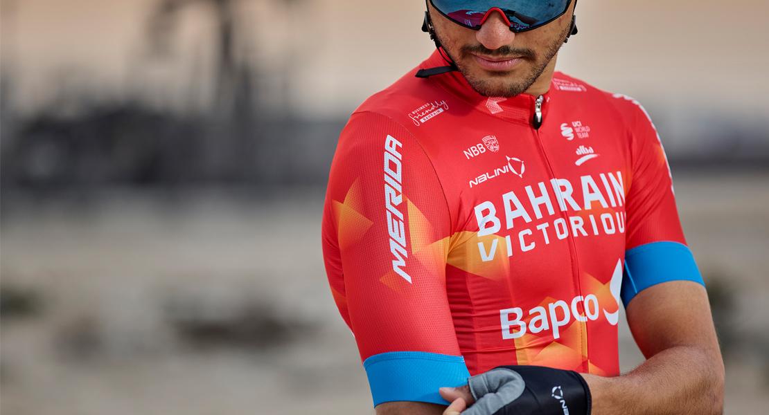 abbigliamento ciclismo Bahrain McLaren, abbigliamento ciclismo Bahrain McLaren basso prezzo