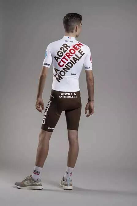 abbigliamento ciclismo Ag2r La Mondiale, abbigliamento ciclismo Ag2r La Mondiale basso prezzo